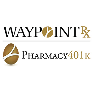 Waypoint RX and Pharmacy 401k logo